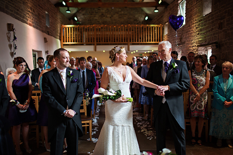 The Ashes Endon Weddings
