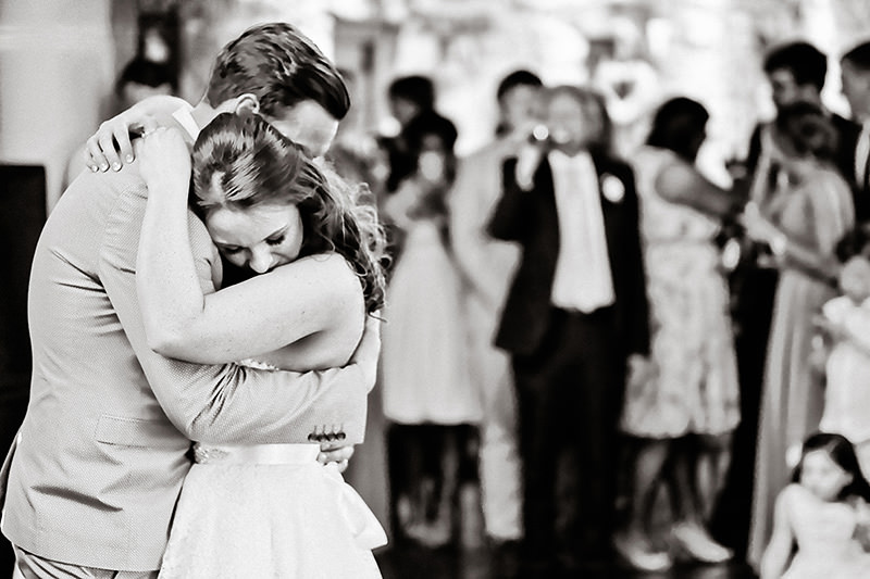 first dance at the ashes
