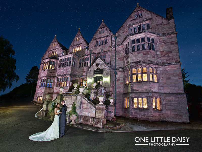 wedding photography at the weston hall