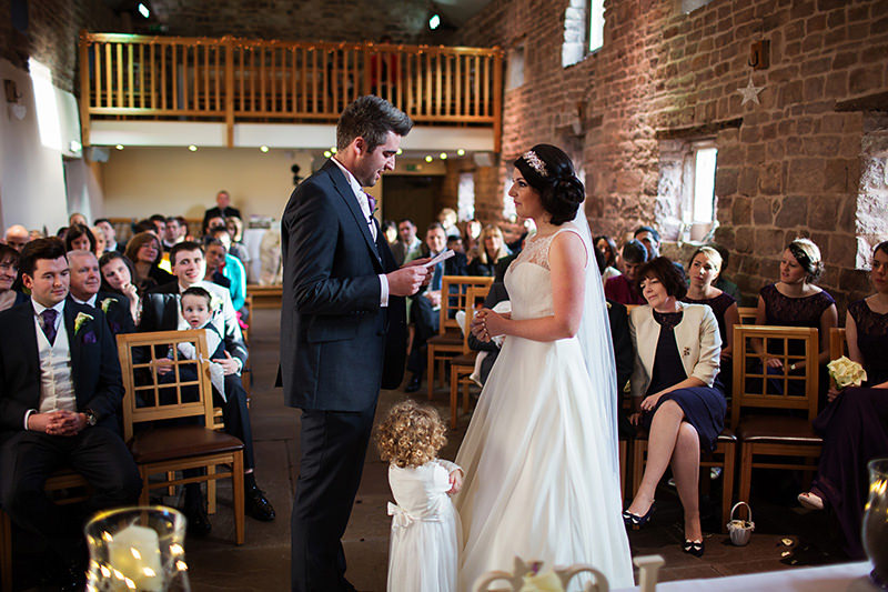 Wedding Ceremony Ashes