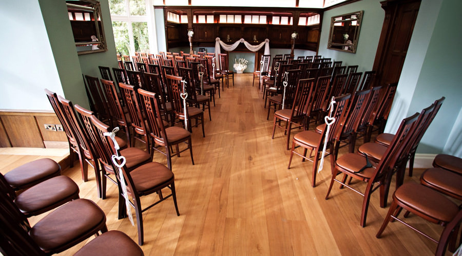 Pendrell Hall Ceremony Room