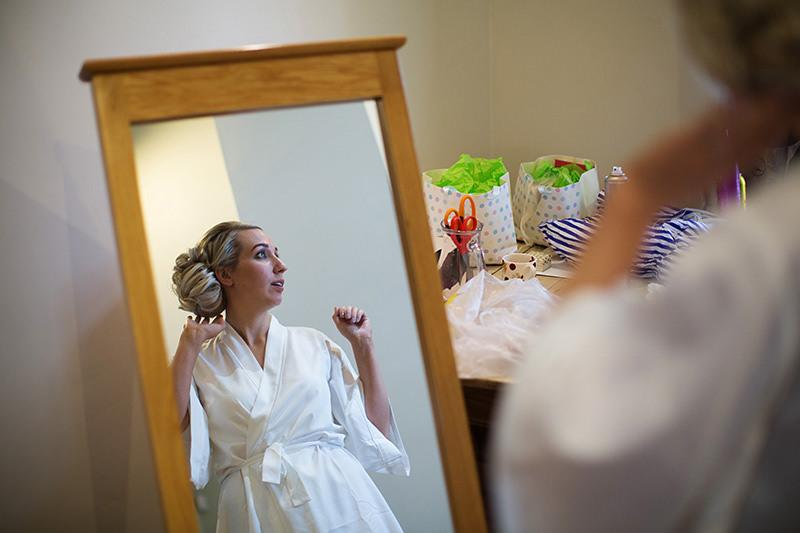 Bridal Prep Ashes