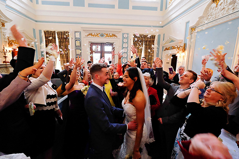 Swinfen Hall Wedding Photography