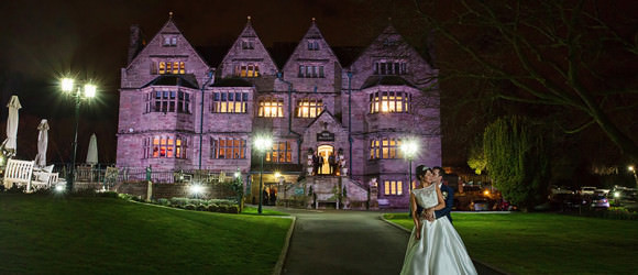 Wedding Venue Weston Hall