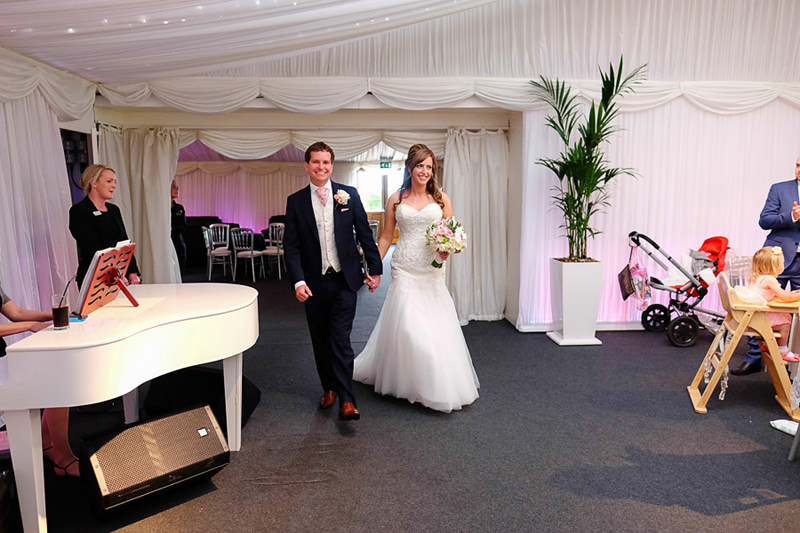 Heaton House Wedding