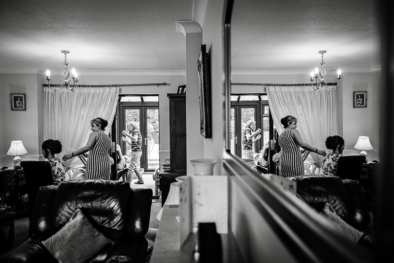 bridal prep lounge