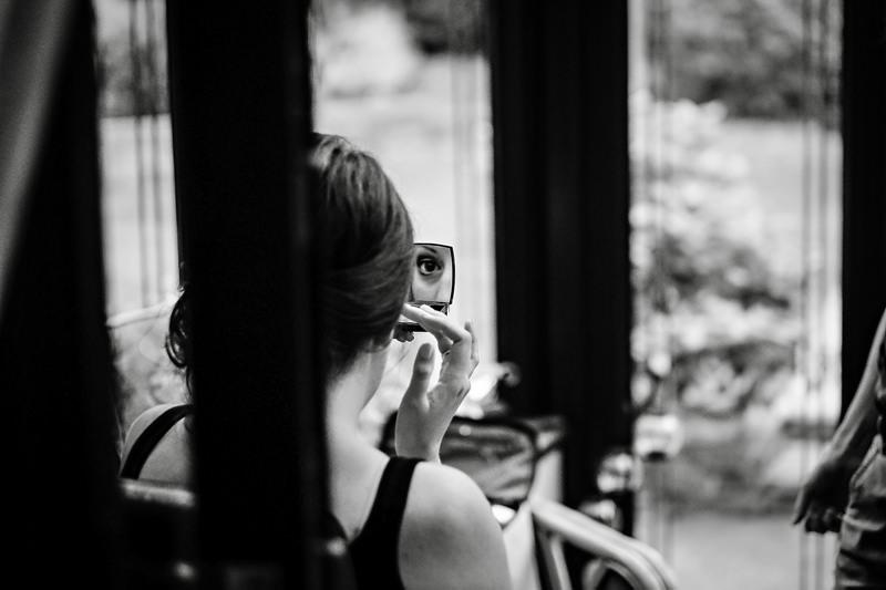 Brial prep mirror