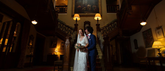 The Heath House Wedding Photography