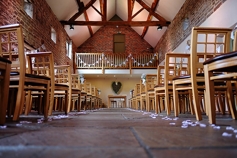 The Ashes Wedding Venue