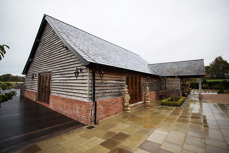 Sandhole Oak Barn 018