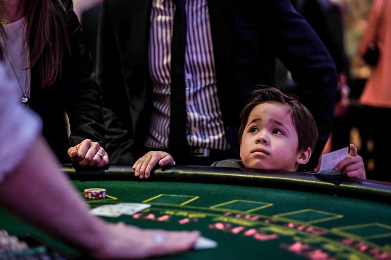casino at the ashes wedding