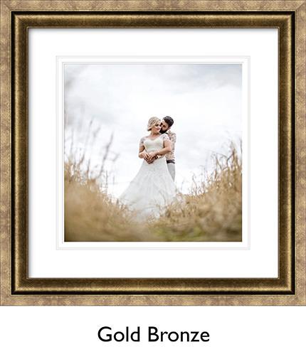 gold-bronze