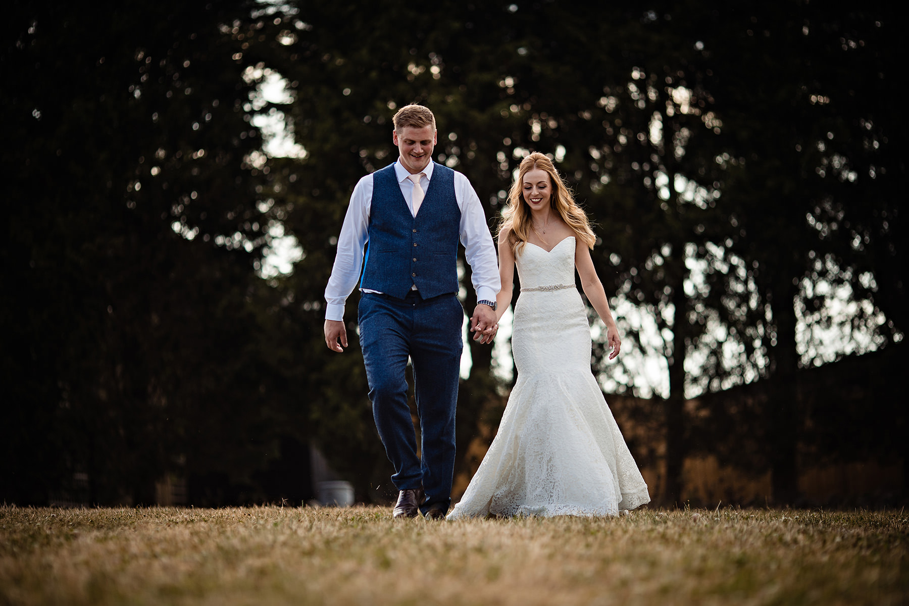 Alcumlow Hall Farm Wedding Photography