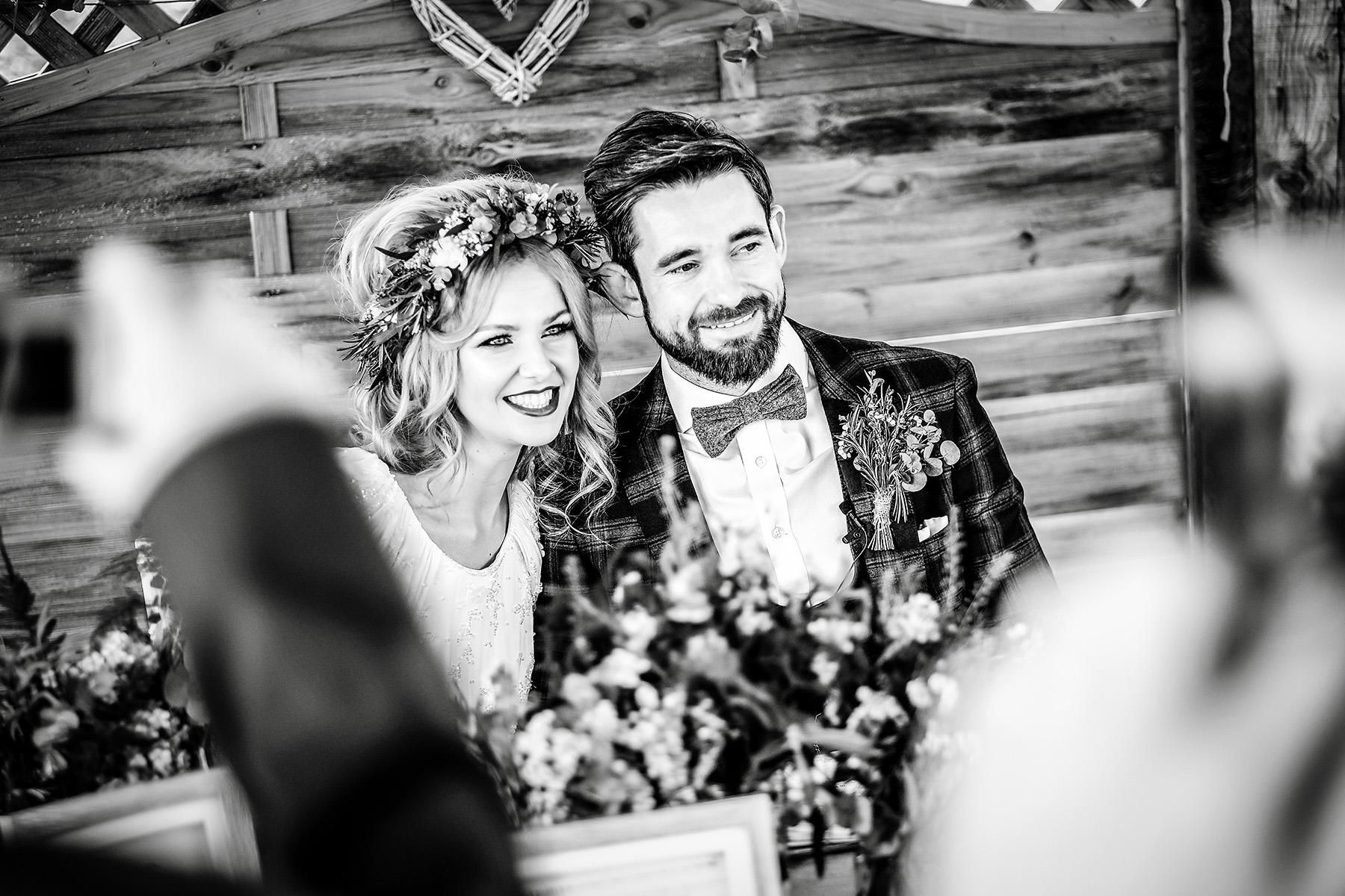 wedding photography at Aston Marina