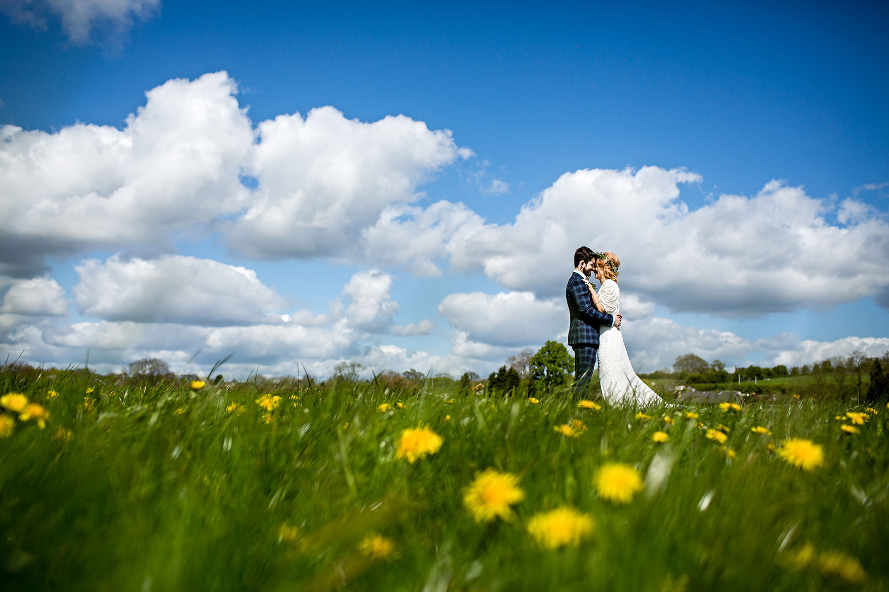wedding photography at Aston Marina