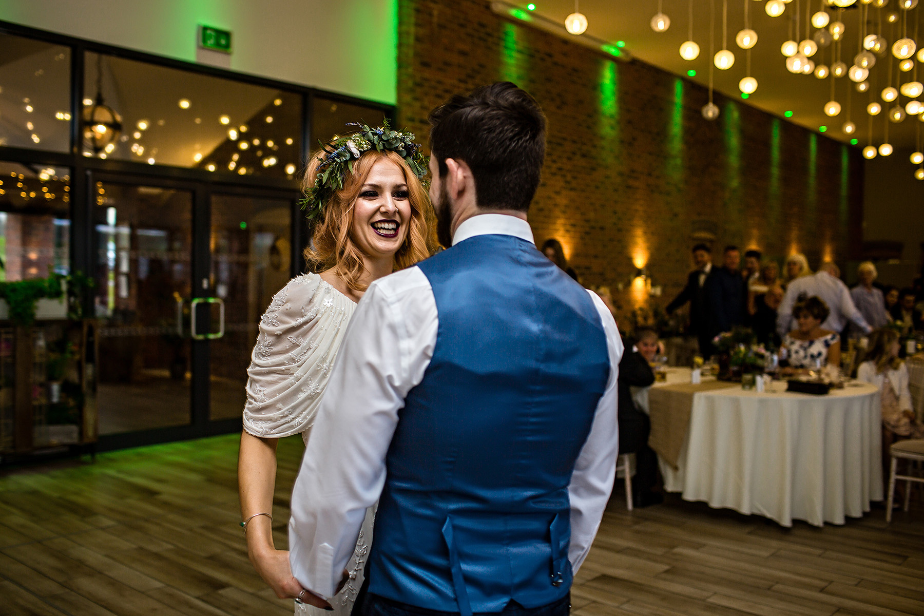 first dance at aston marina
