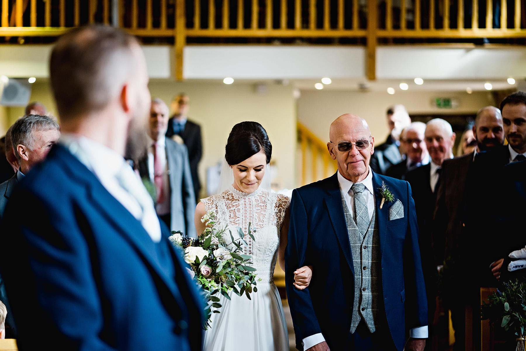 The Ceremony at The Ashes Wedding Venue