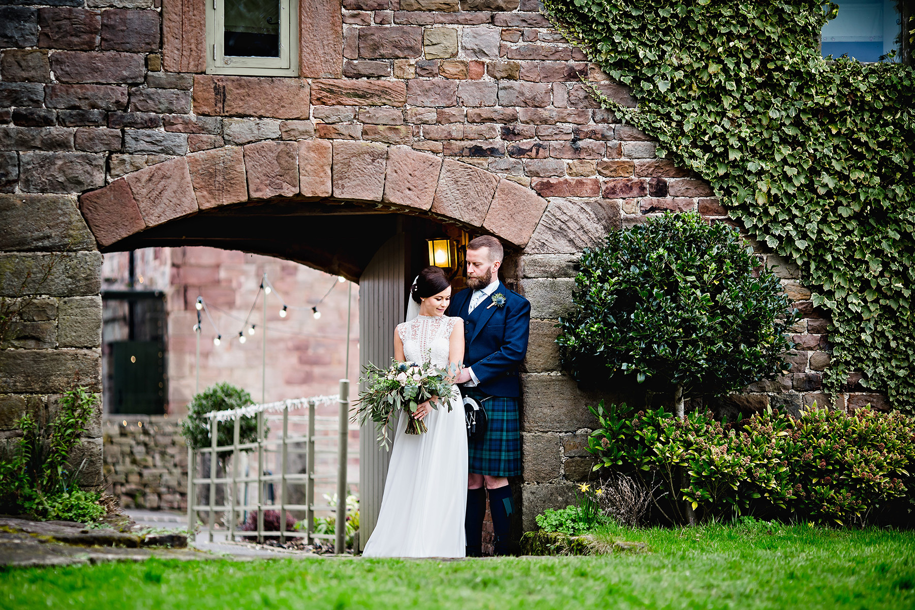 The Reception Wedding Photography at The Ashes Wedding Venue