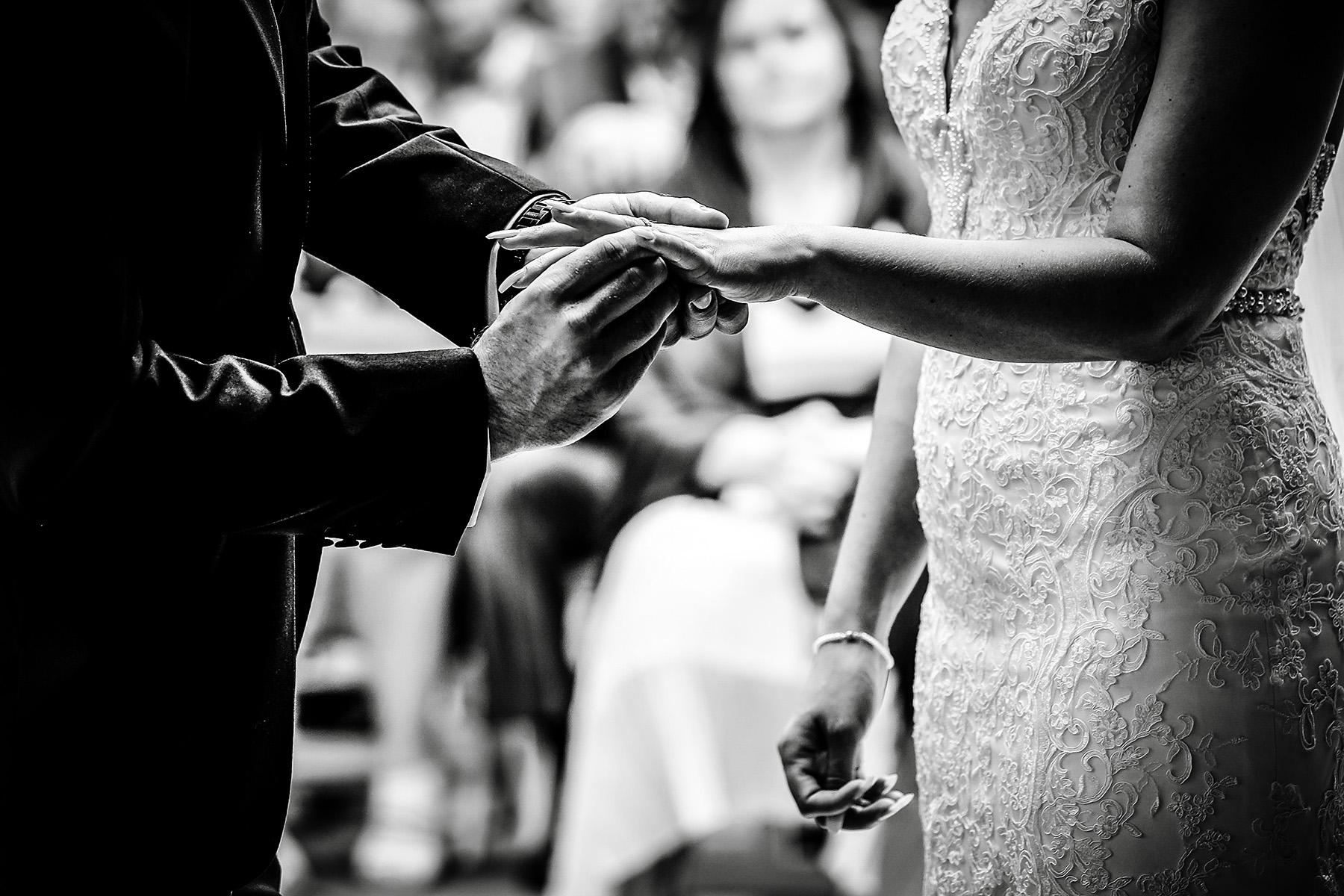 a photo taken by a Moddershall Oaks wedding photographer